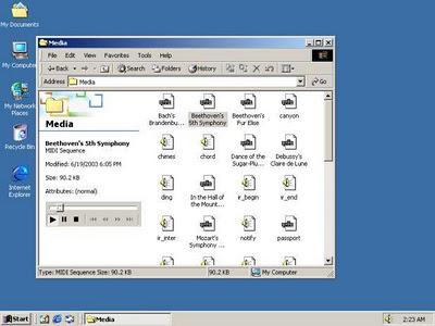 Explorer do Windows 2000