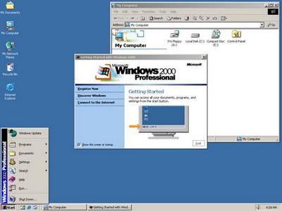 Windows 2000